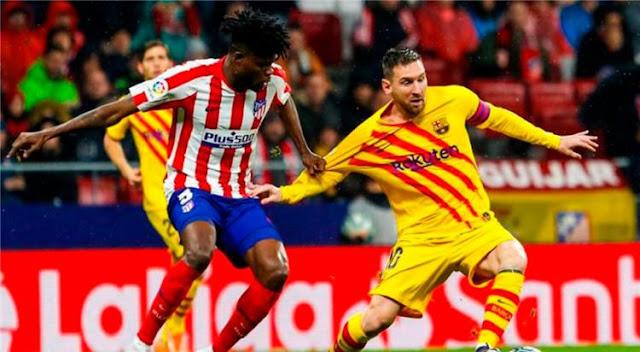 التشكيل المتوقع لبرشلونة أمام أتلتيكو مدريد اليوم