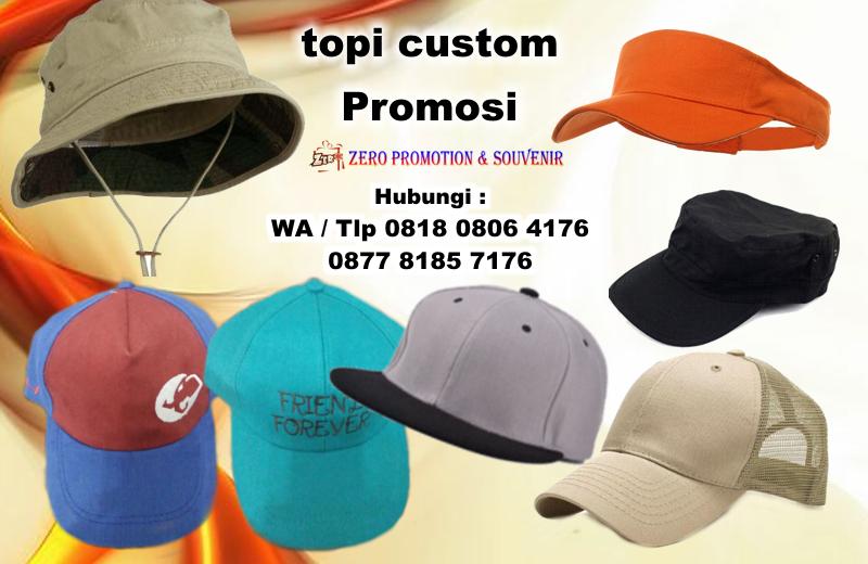 Produksi Topi custom  b70f74d781