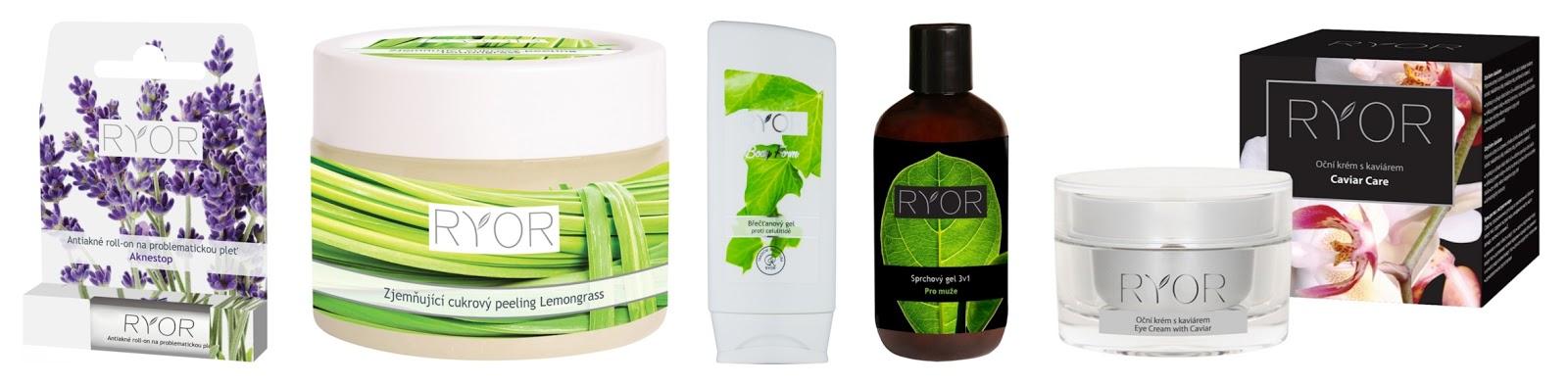 Marka kosmetyków Ryor