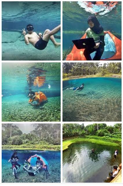 tempat wisata mata air way suppuk
