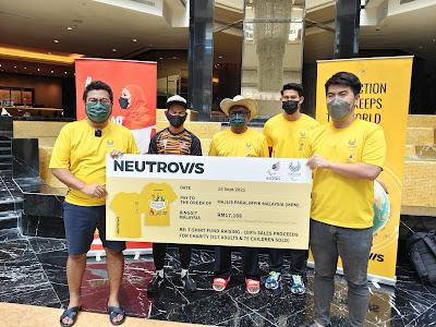 Tahniah NEUTROVIS Dan Kontinjen Paralimpik Malaysia