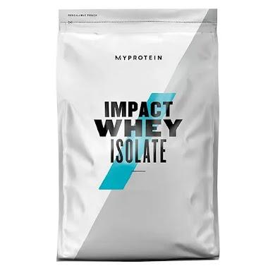 Myprotein Impact Whey Isolate, 5.5 lb