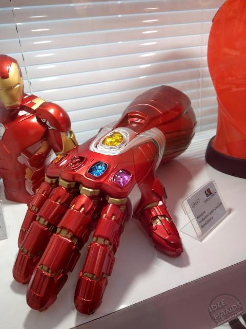 Toy Fair 2020 UK Monogram Bust Banks Marvel Comics Infinity Gauntlet