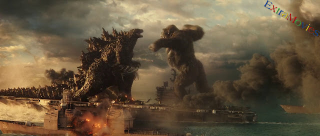 Godzilla vs. Kong 2021 Dual Audio Hindi 1080p BluRay