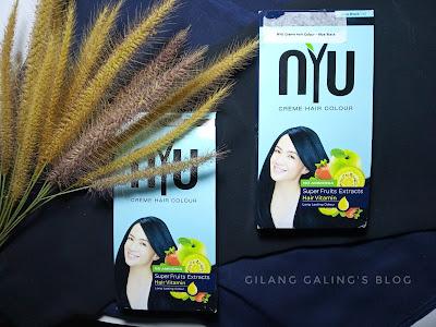 Kemasan New Creme Hair Colour