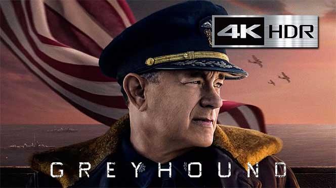 Greyhound En la mira del enemigo (2020) Web-DL 4K UHD [HDR] Latino-Ingles