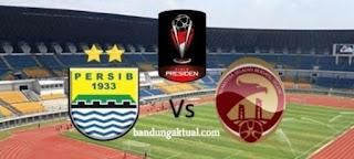 Persib Bandung vs Sriwijaya FC: Febri Hariyadi dan Henhen Herdiana Absen