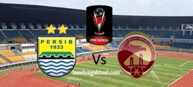 Pembukaan Piala Presiden Akan Berlangsung 30 Menit Sebelum Kick-off Persib vs Sriwijaya FC