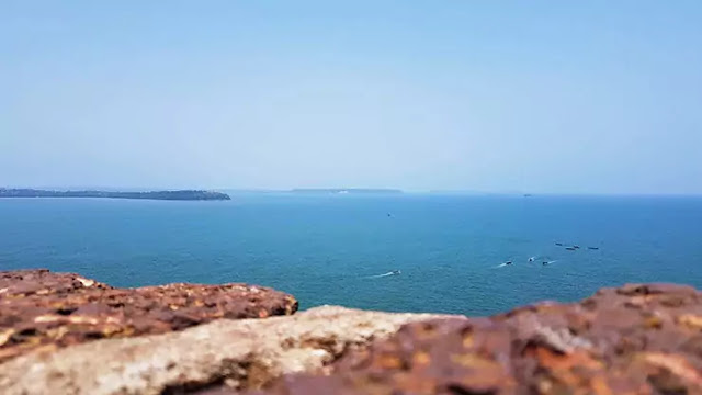 Aguada Fort Goa: known for symbol of strength