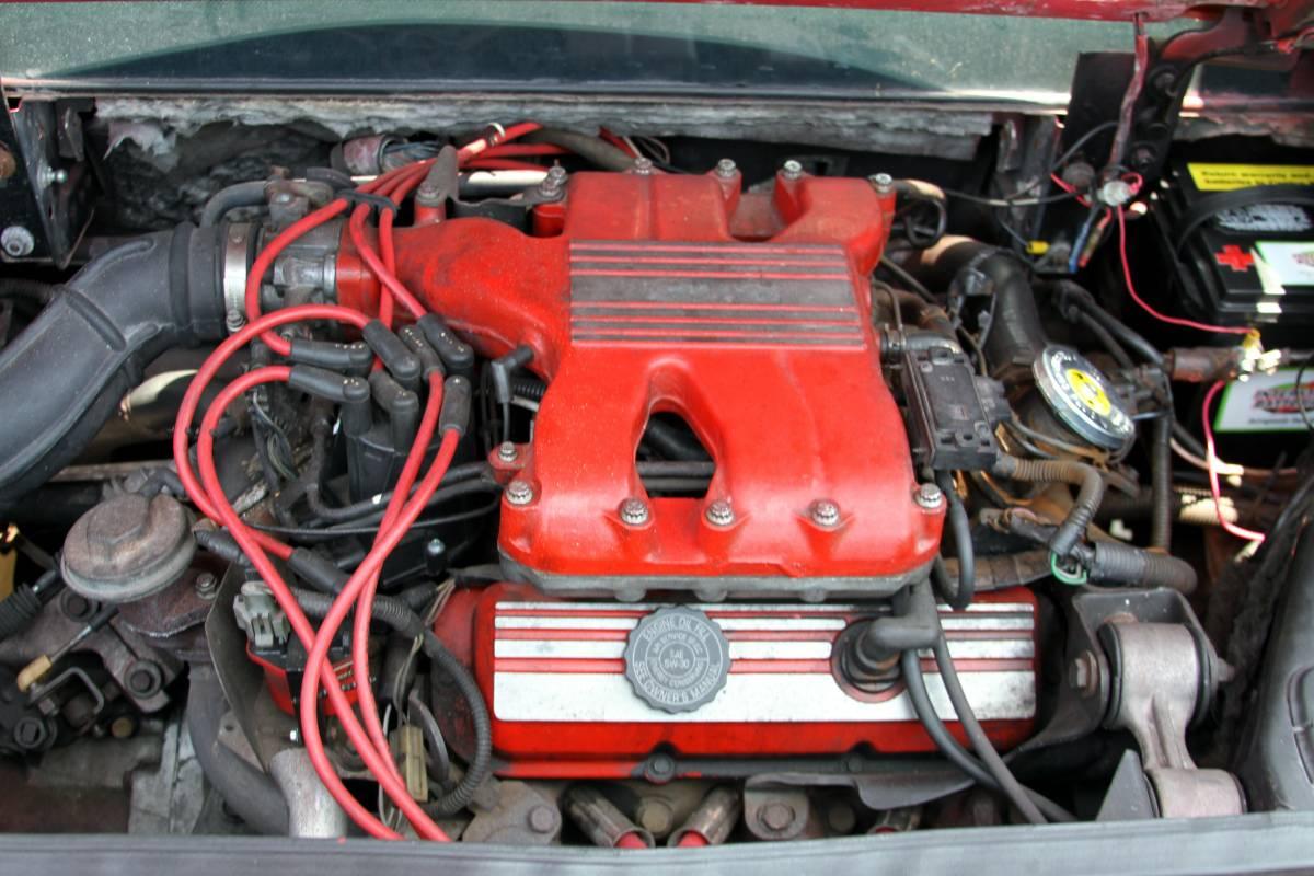 Daily Turismo So Many Pipes 1986 Pontiac Fiero Ferrari Kit