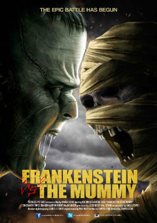 Frankenstein vs. The Mummy 2015 BRRip 720p Dual Audio