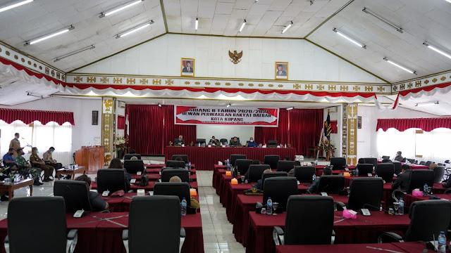 Christian Baitanu Tutup Sidang II DPRD Kota Kupang, Pemkot Apresiasi Masukan Dewan.lelemuku.com.jpg