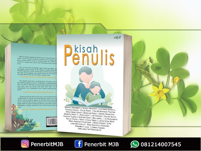 Review Buku Kisah Penulis