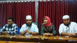 Helmi Hasan Ucapkan Selamat ke Rohidin yang Telah Deklarasi Kemenangan