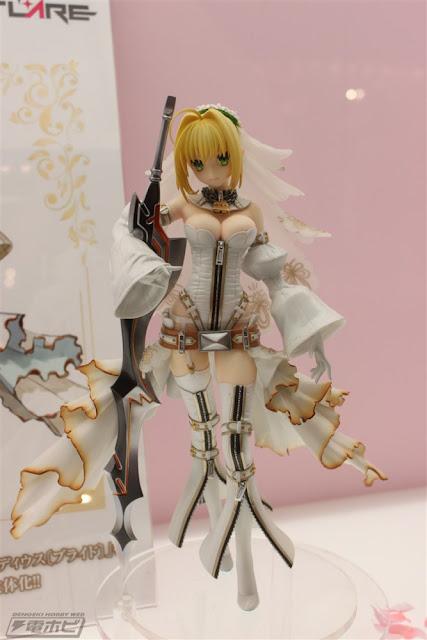 Saber Bride 2nd Ascension de Fate/Grand Order - Flare