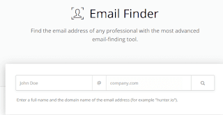 Find out from where e-mail is being sent to you