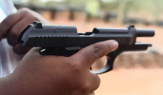 Police Inspector kills wife with gun over dispute