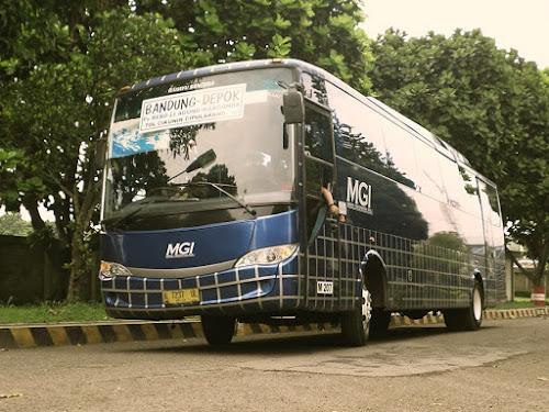 Tarif Bus MGI Lebaran 2019