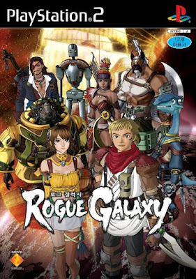 Rogue Galaxy PS2 GAME ISO