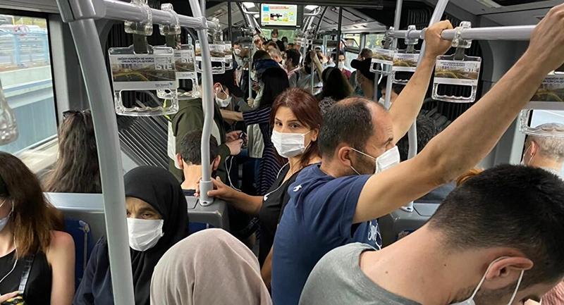 Toplu taşımada geçirilen süreye dikkat, bronşit riski artıyor!