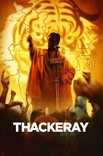 Thackeray 2019 Hindi 480p BluRay 400MB