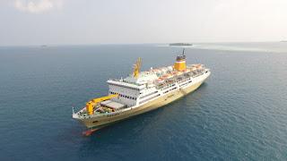 Hubla Atur Perjalanan Libur Pakai Kapal Laut di Idul Adha dengan  SE 52 Tahun 2021