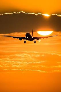 Llegar a Roma en avión