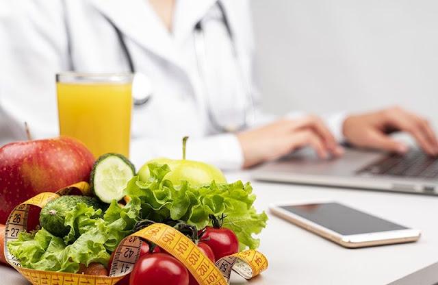 Nutrição: tipos de alimentação e conceito de nutrientes