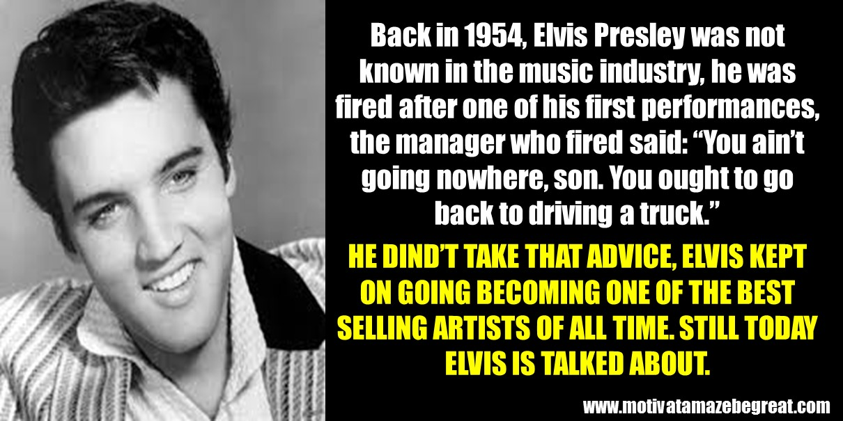 Elvis Presley Success Story