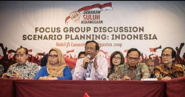Mahfud MD Ungkap Ada Buronan Rad1kalisme dari Arab Kabur ke Indonesia Bawa Dana