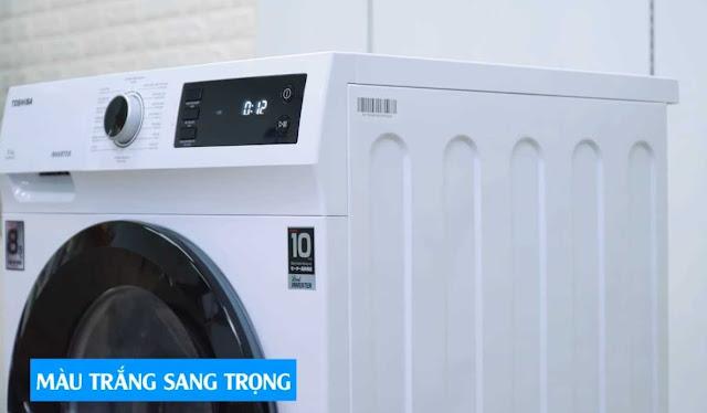 Review máy giặt Toshiba inverter TW-BH85S2V WK và TW-BH95S2V WK
