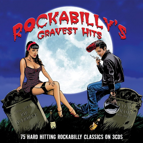 VA - Rockabilly's Gravest Hits (2010)