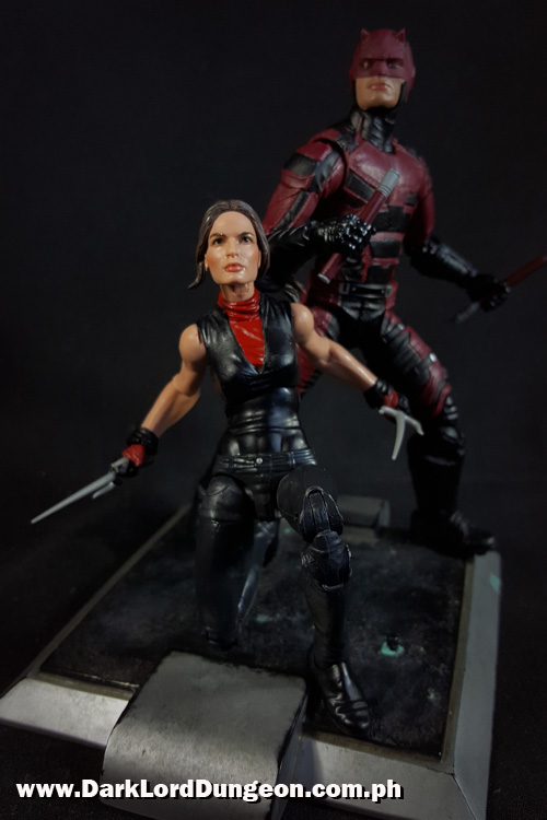 Marvel Legends Netflix Elektra Action Figure