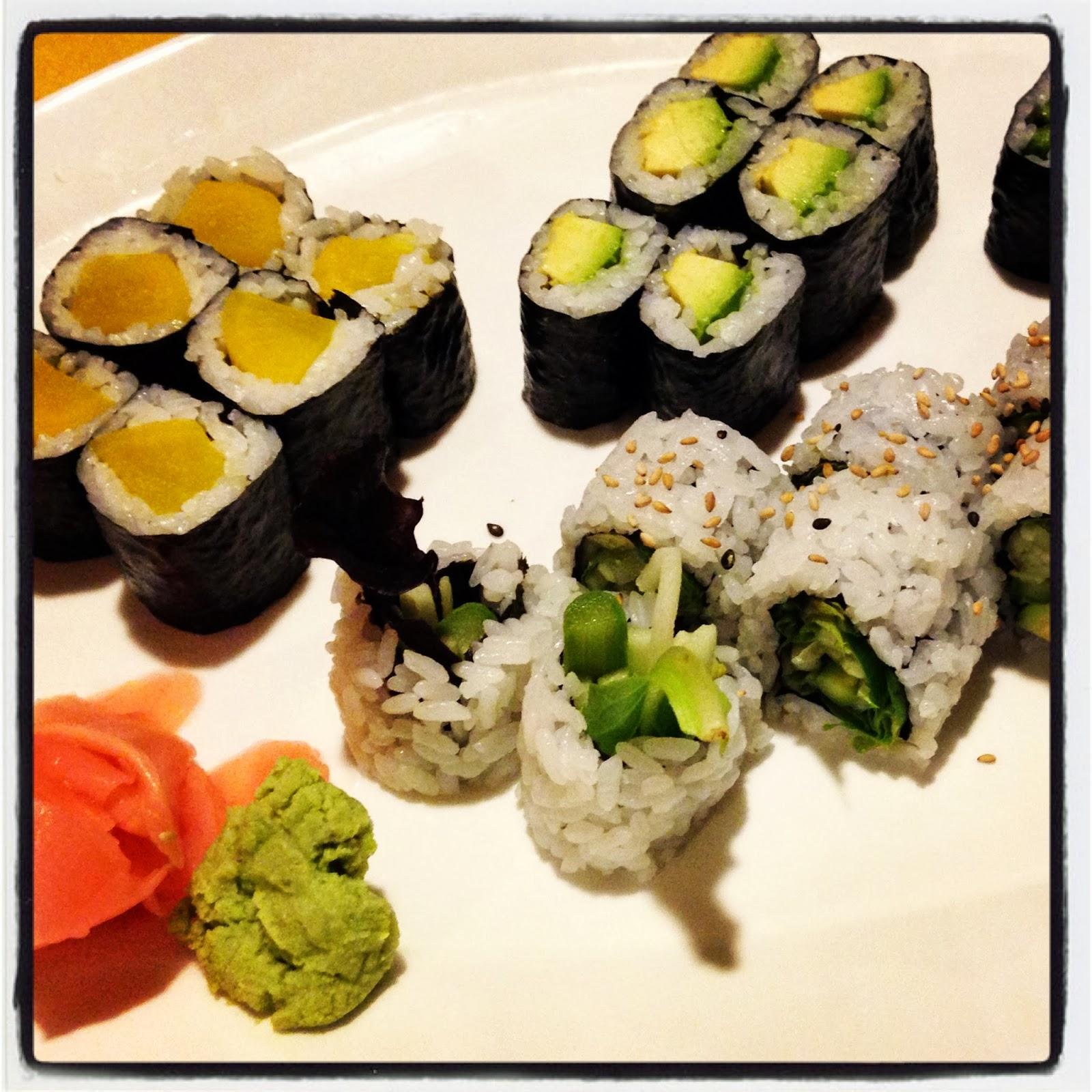 New Orleans Restaurant Guide Sushi