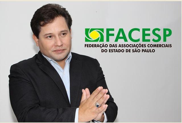 Júpter Furquim toma posse como vice-presidente da Facesp