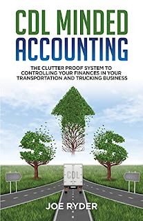 CDL Minded Accounting by Joe Ryder - book promotion sites