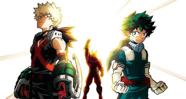 Boku no Hero Academia Movie 2 : Heroes Rising BD Subtitle Indonesia