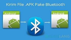 Cara Mengirim Aplikasi Lewat Bluetooth Tanpa Aplikasi Tambahan