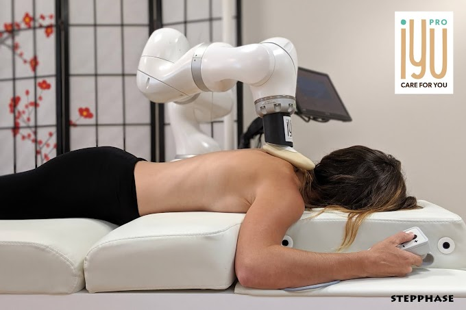 Capsix Robotics - Full Body massage at home by robot, robotic massage