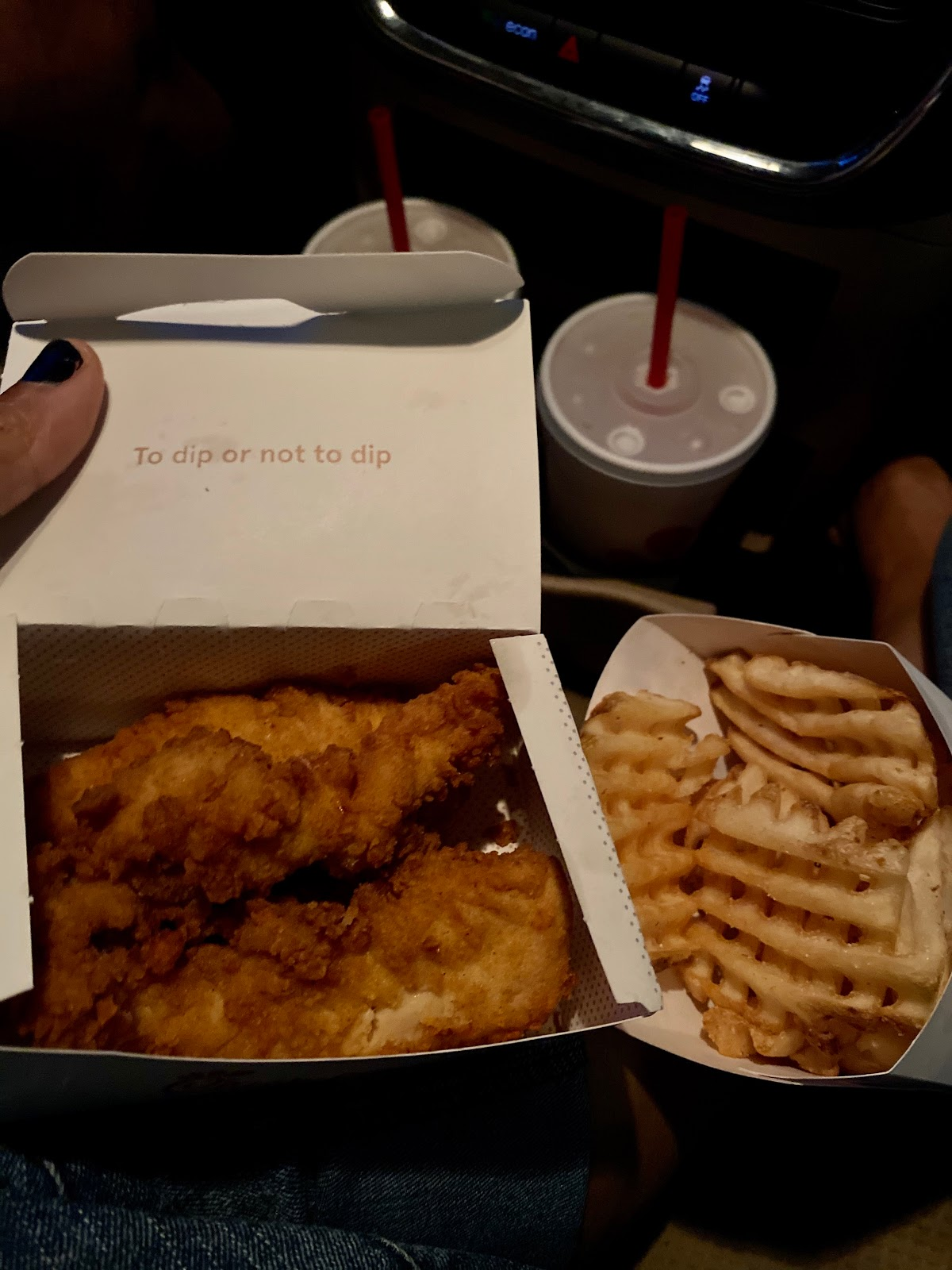 Isolated Date Night In Our Truck: Marriage Babbles