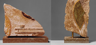Fragments from PHARAOH APRIES gate