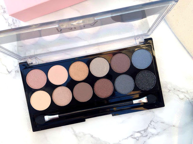 Glossybox August MUA Hall Of Face Eyeshadow Palette