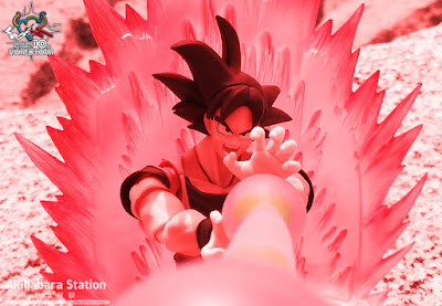 S.H.Figuarts Son Goku KAIOHKEN ver. ~ Tamashii World Tour ~ - Tamashii Nations