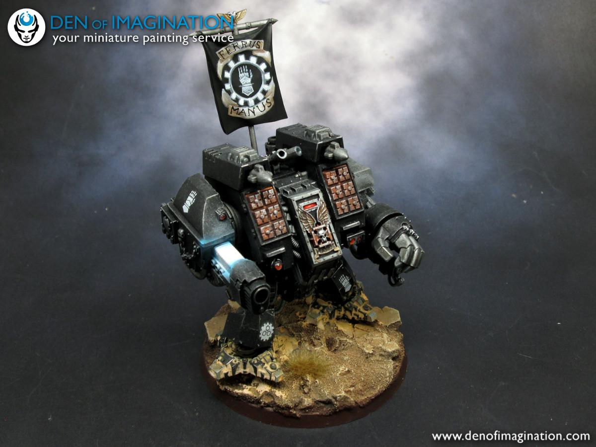 Blog Iron Hands Vehicles
