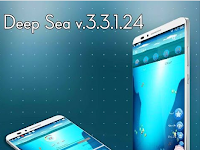 Free Download BBM MOD Chat Me Deep Sea v3.3.1.24 Unclone Terbaru