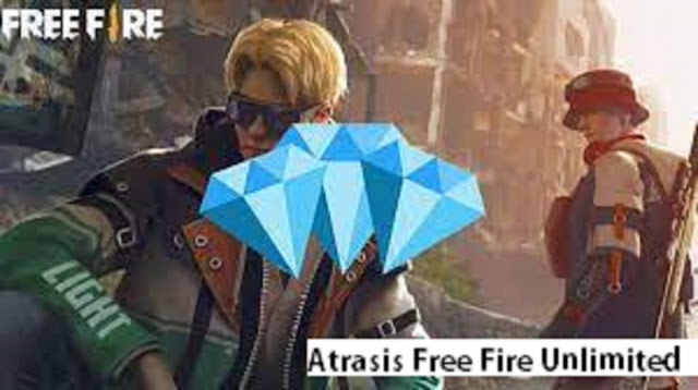 Atrasis Free Fire Unlimited