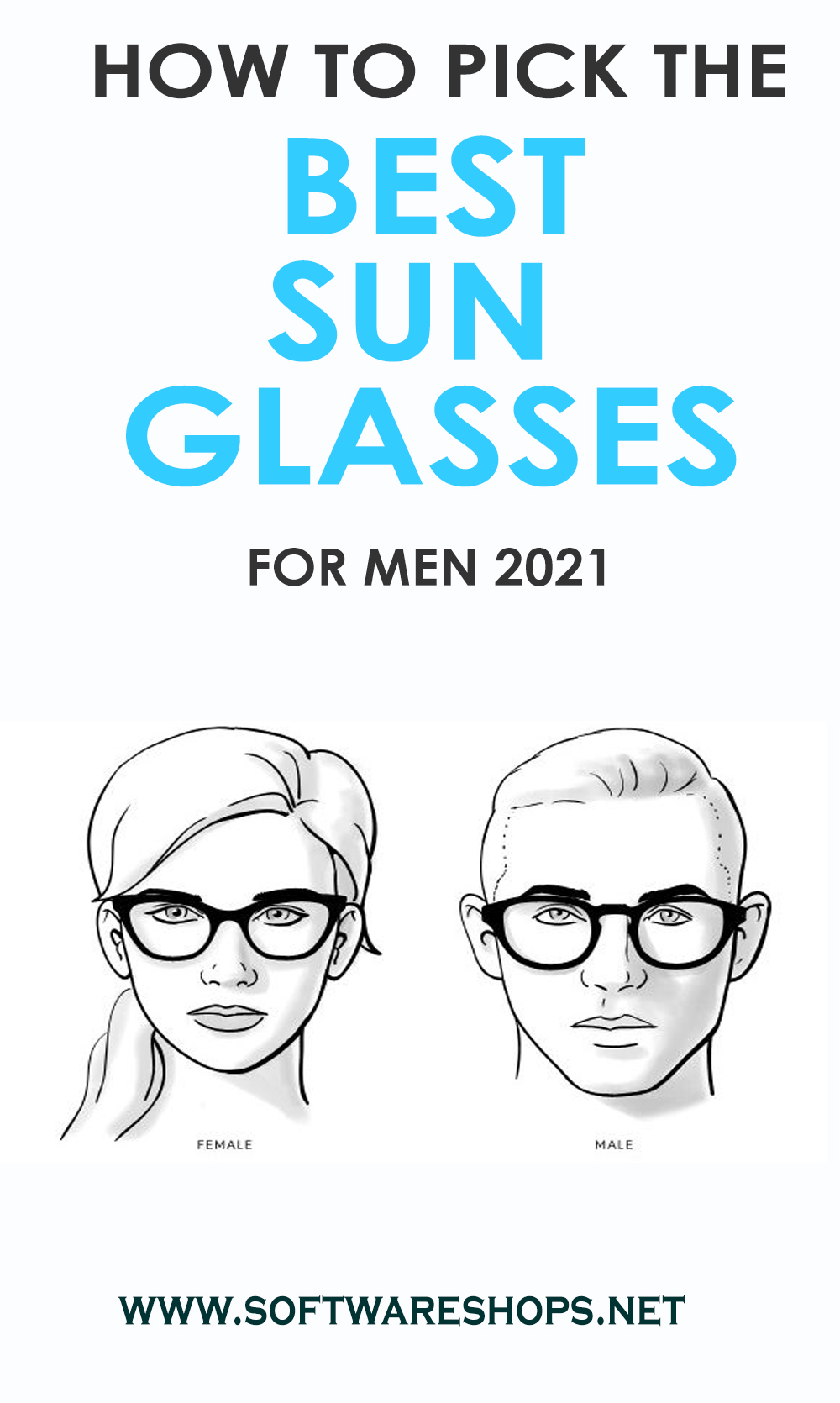 how to pick the best sun glasses for men