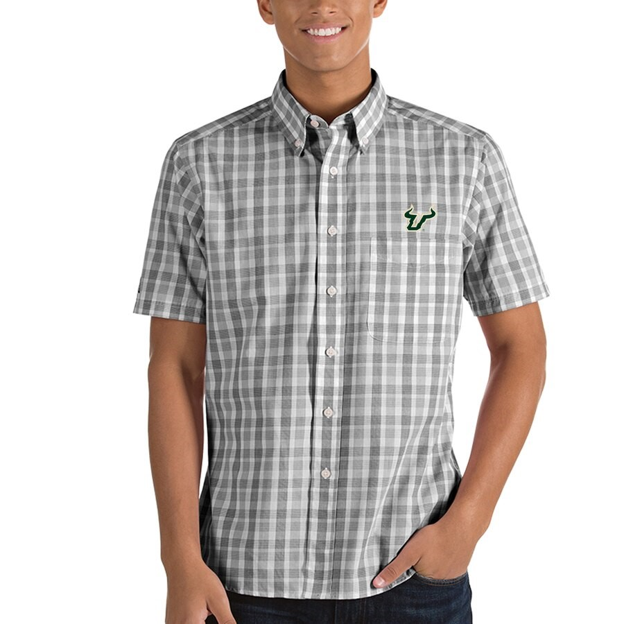 usf men's button-down shirt