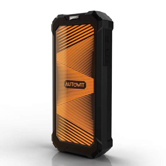 Autowit SuperCap Lite Portable Car Jump Starter
