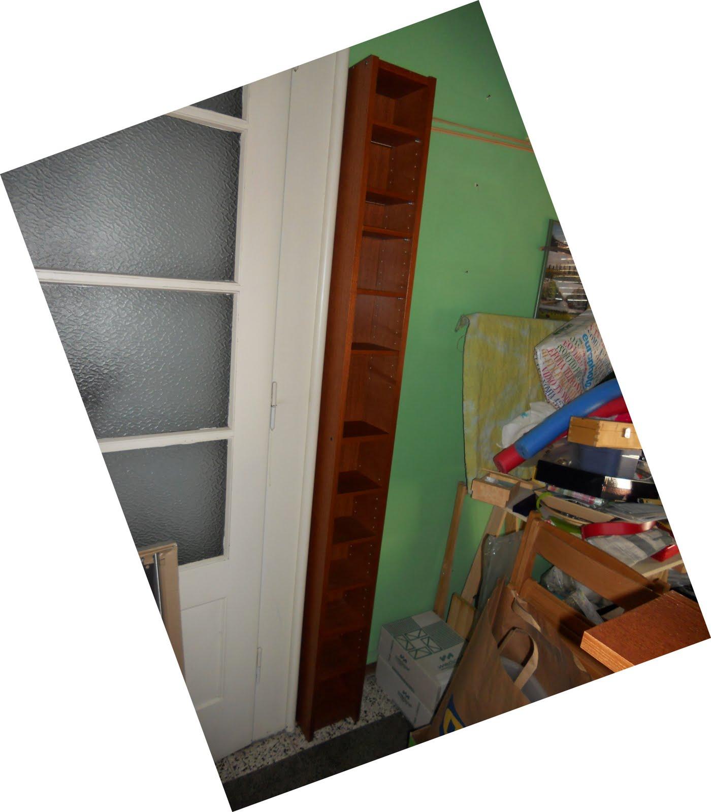 Mensole Porta Cd Ikea.Qui Trasloco Venduto Porta Cd A Colonna Benno Ikea